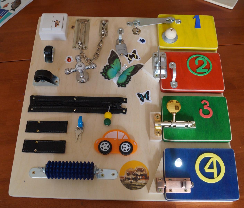 Игрушки для развития мелкой моторики рук ребенка 45